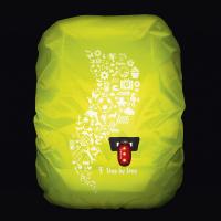 LED-Sicherheits-Klemmleuchte - ROT