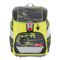 Step by Step Neon Pull-Over - 2in1 Plus - GELB