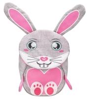 Belmil Kindergarten Rucksack Mini Animal - MINI BUNNY