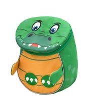 Belmil Kindergarten Rucksack Mini Animal - MINI CROCODILE