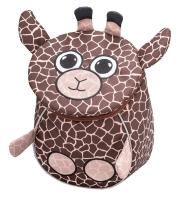 Belmil Kindergarten Rucksack Mini Animal - MINI GIRAFFE