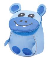 Belmil Kindergarten Rucksack Mini Animal - MINI HIPPO