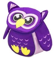 Belmil Kindergarten Rucksack Mini Animal - MINI OWL