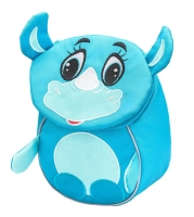 Belmil Kindergarten Rucksack Mini Animal - MINI RHINO