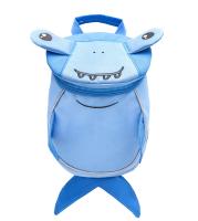 Belmil Kindergarten Rucksack Mini Animal - MINI SHARK