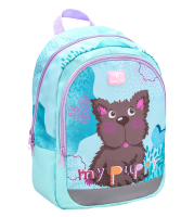 Belmil Kindergarten Rucksack Kiddy - PUPPY