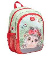 Belmil Kindergarten Rucksack Kiddy Plus - ANIMAL FOREST...