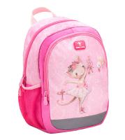 Belmil Kindergarten Rucksack Kiddy Plus - BALLERINA