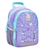 Belmil Kindergarten Rucksack Mini Kiddy - HIPPO