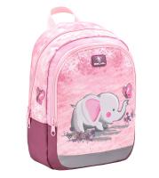 Belmil Kindergarten Rucksack Kiddy - PINK ELEPHANT