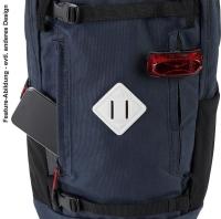 Dakine Urbn Mission Pack 23L - WOODROSE