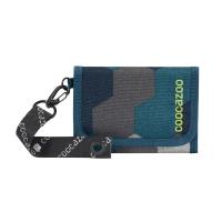 Coocazoo Geldbeutel AnyPenny - BLUE GEOMETRIC MELANGE