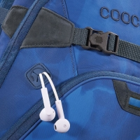 Coocazoo Rucksack ScaleRale - BLUE BAY - OceanEmotion