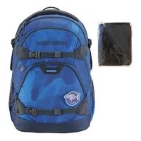 Coocazoo Rucksack Set 2-tlg. ScaleRale - BLUE BAY -...