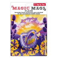 Step by Step Magic Mags Flash - TWINKLE BUTTERFLY