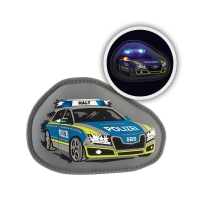 Step by Step Magic Mags Flash - POLICE ALARM
