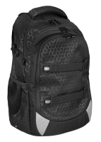 NEOXX Active Schulrucksack Lost in Black