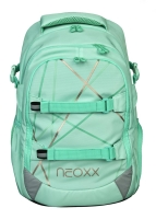 NEOXX Active Schulrucksack Mint to be