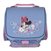 Scooli EasyFit Schulranzen-Set, 5-teilig Minnie Mouse