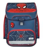 Scooli EasyFit Schulranzen-Set, 5-teilig Spider-Man
