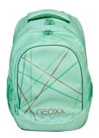 NEOXX Fly Schulrucksack Mint to be