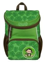 Scooli Kindergarten-Rucksack Max Monkey Mini-Me