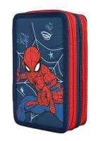 Scooli Tripledecker Etui Spider-Man