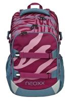 NEOXX Active Schulrucksack Berry vibes