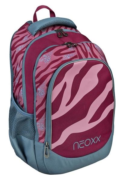 NEOXX Fly Schulrucksack Berry vibes